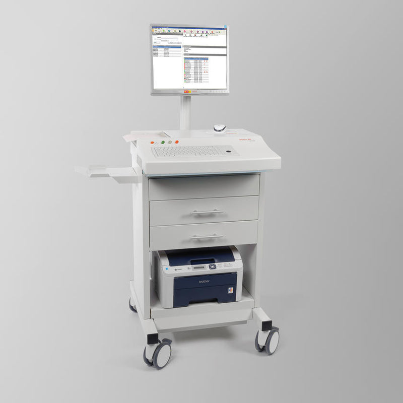 Schiller Cardiovit CS-200 Stress System w/Interp, EXEC software, Data Management, Network ready