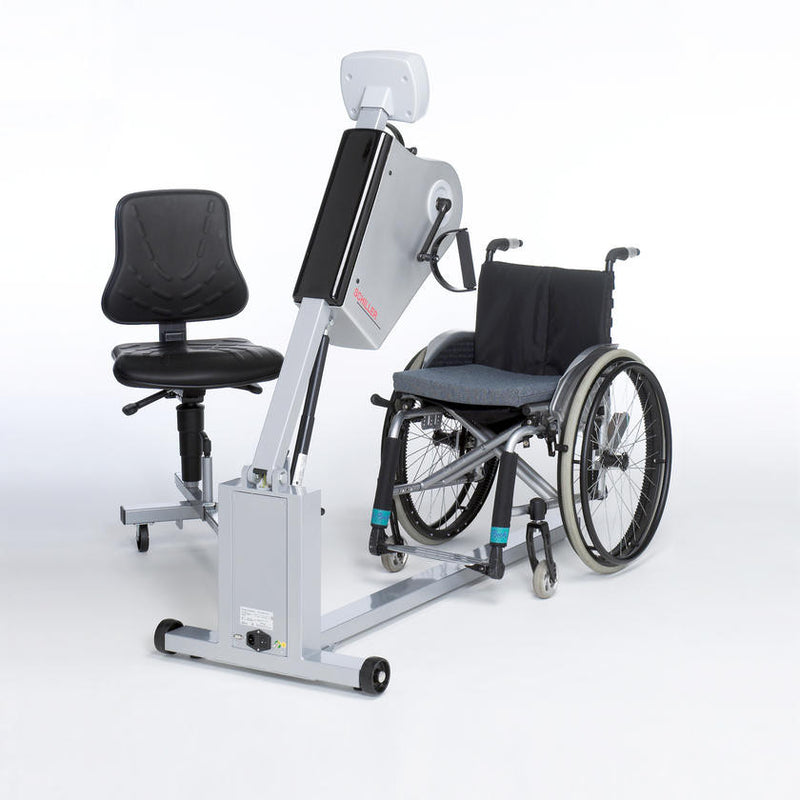 SCHILLER ERG 911 BP/HK - Hand Exercise Testing Bicycle