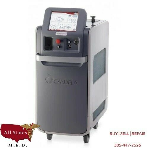 Candela Gentle Max Pro Repair Evaluation & Diagnosis