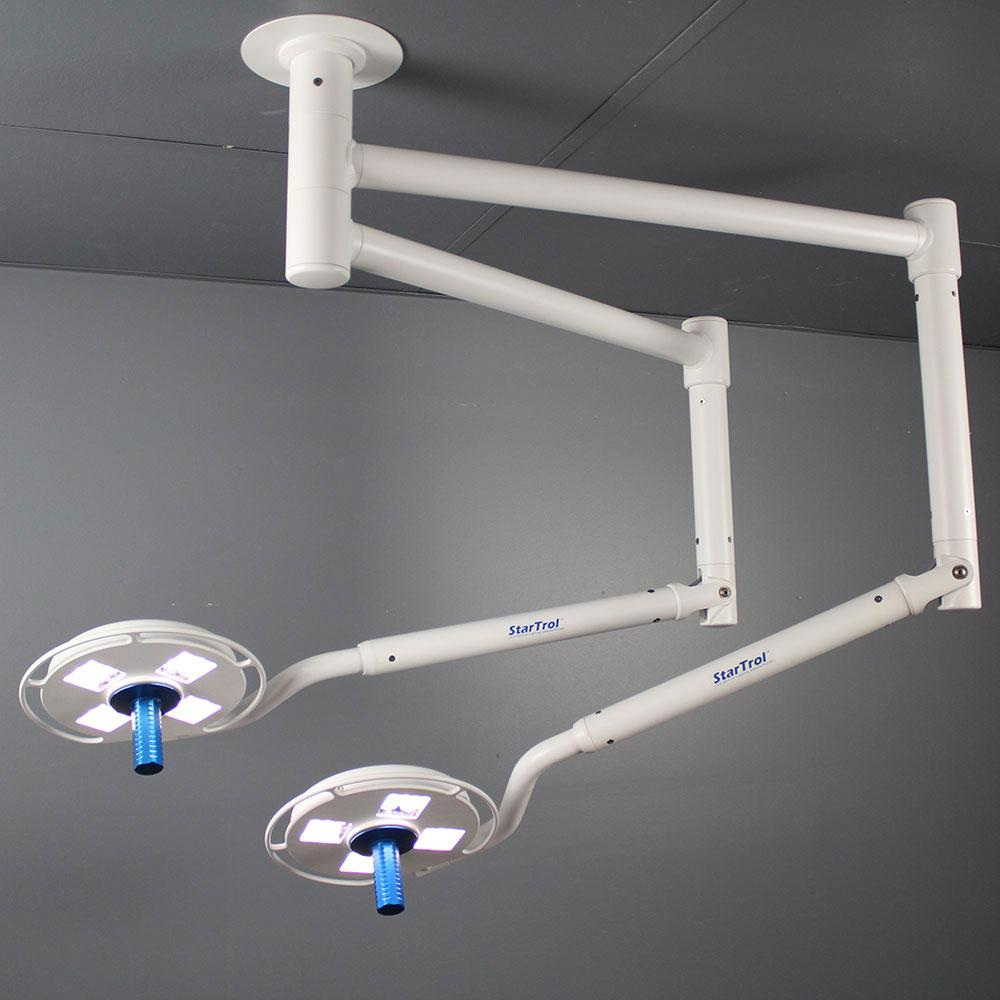 Startrol Galaxy 4×4 Dual Ceiling Mounted LED Light