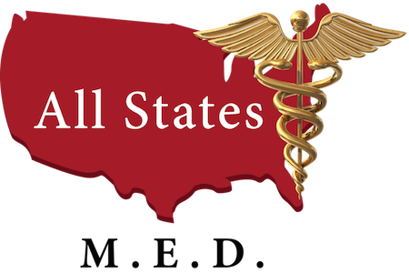 All States MED - Medical Equipment Sales and Services