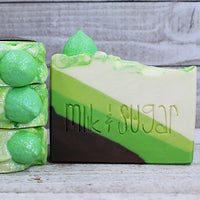 Coconut Lime Verbena Artisan Soap