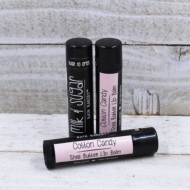 COTTON CANDY <br> Lip Balm