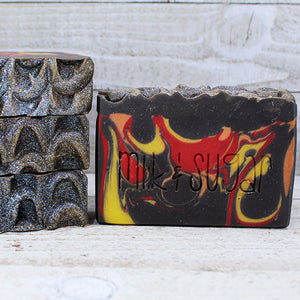 DRAGON'S BLOOD <br> Artisan Soap
