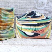 Tiger Sunset Artisan Soap