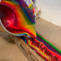 Rainbow Bomb Artisan Soap