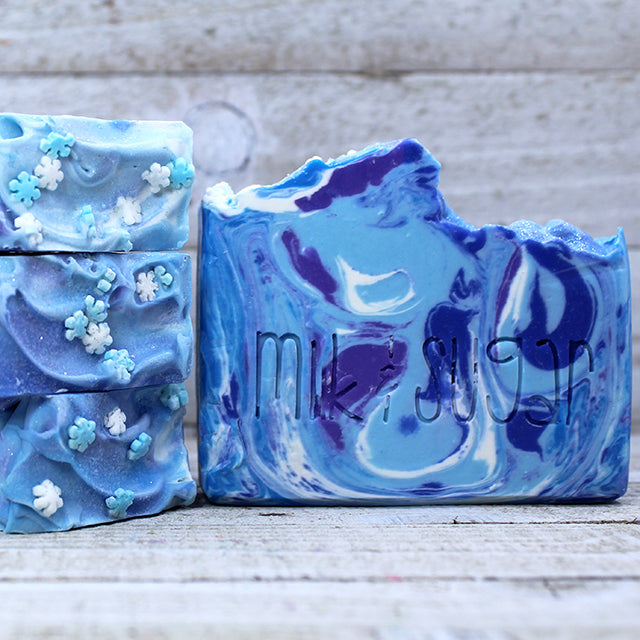ICE QUEEN <br> Artisan Soap