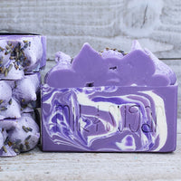 French Lavender Artisan Soap