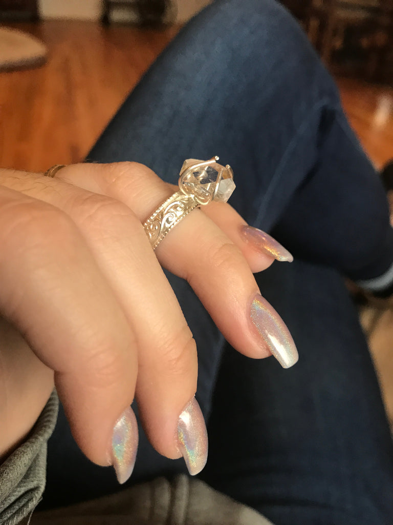 herkimer ring size 5
