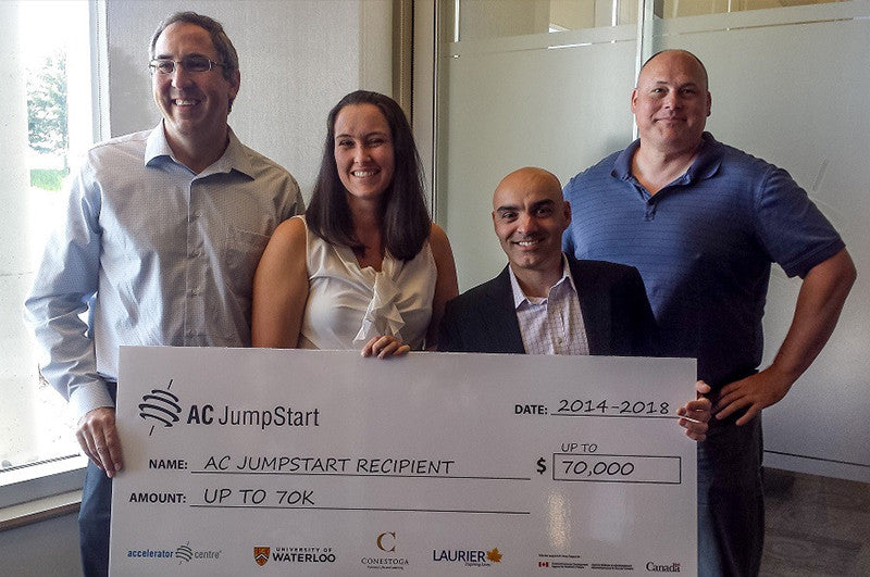 Accelerator Centre awards Alert Labs Inc. with Funding and Mentorship through AC JumpStart