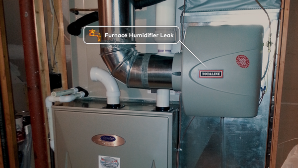 How Furnace Humidifiers Work and How They Cause High Water Bills