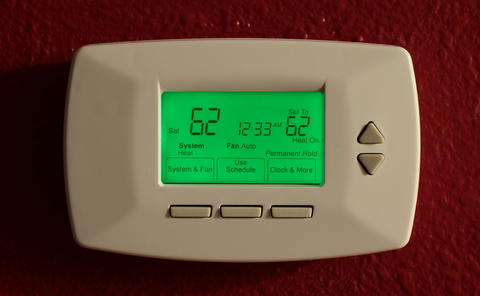 programmable thermostat can lower electric bill from air conditioner