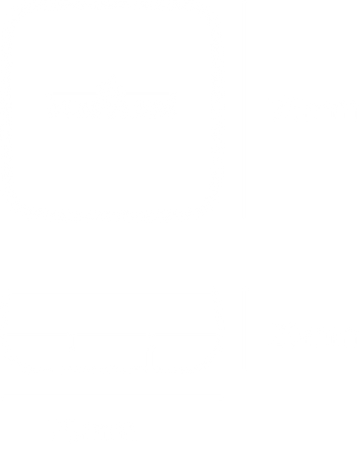 top and side view of floodie with measurements