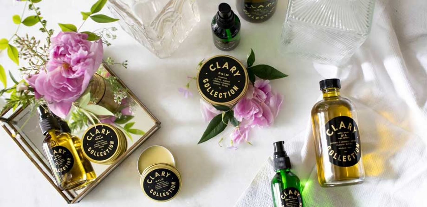 "CLARY ""ALL PURPOSE"" BALM 1oz"