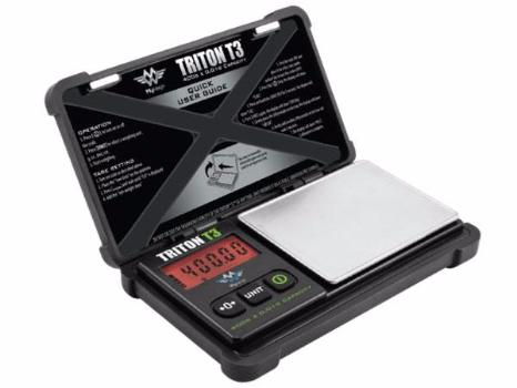 Triton T3 Digital Pocket Scale
