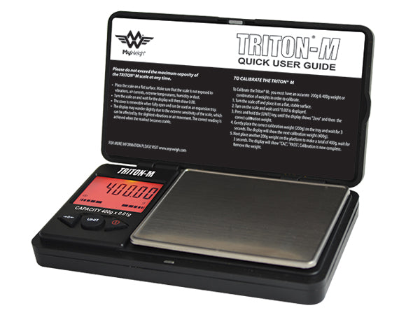 Triton-M 400 Mini 0.01g Digital Pocket Scale