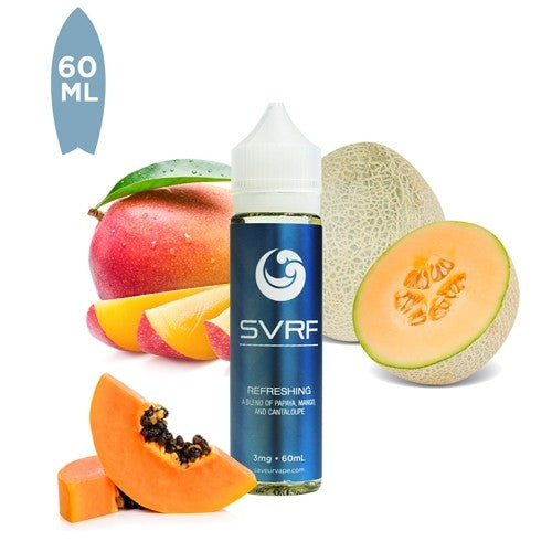 SVRF E-Liquid - Refreshing - 60ml