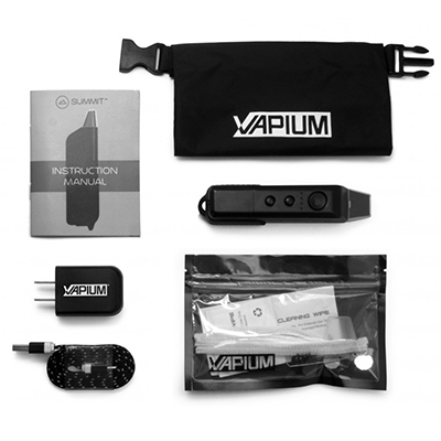 SUMMIT VAPORIZER BY VAPIUM