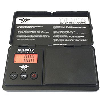 Triton T2 Digital Pocket Scale - 400g