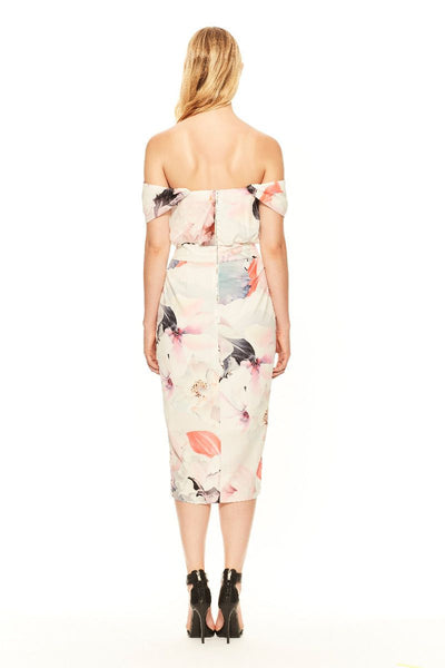 Blinded By Love Midi Dress