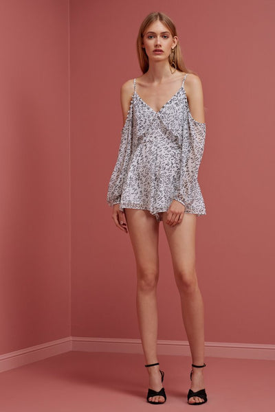 Morning Rain Playsuit