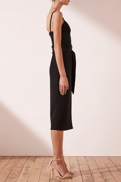 ANDREA FITTED COCKTAIL DRESS