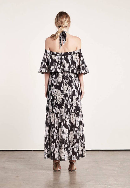 ELLIATT THE IMPRESSIONIST MAXI DRESS