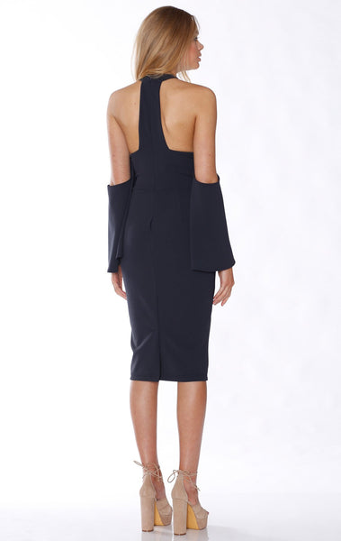 Carter Cut Out Midi - Storm