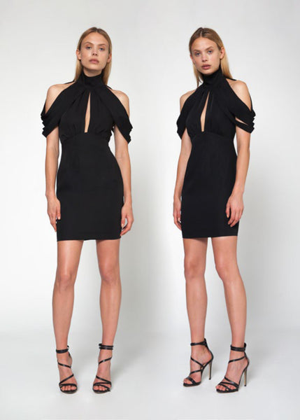 New Year Dress - Black