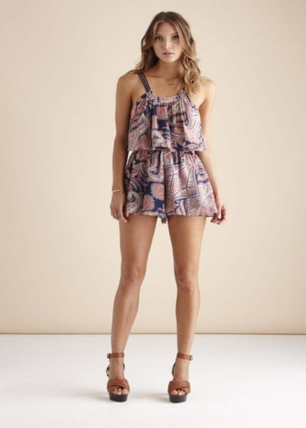 Kasbah Playsuit