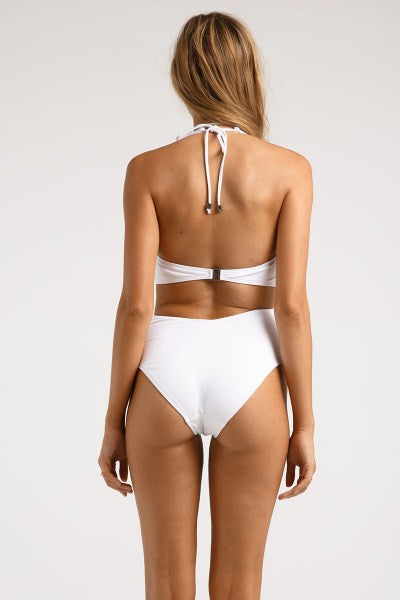 Twist Front One Piece