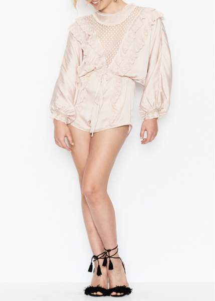 Love Story Playsuit