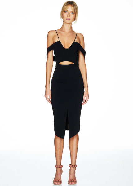 Elevation Midi Dress