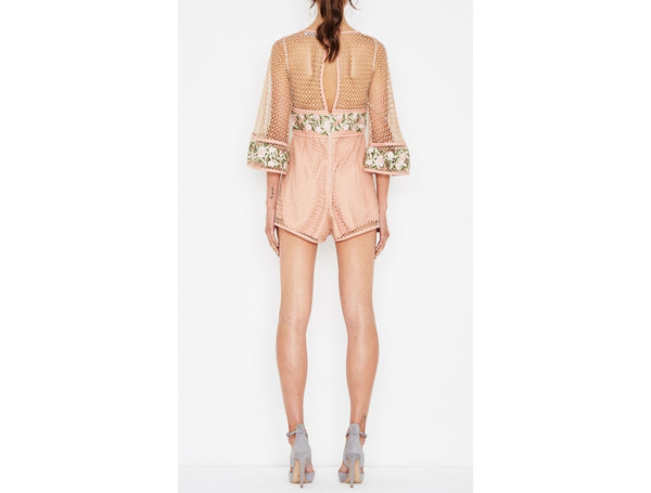 All Eyes On You Playsuit