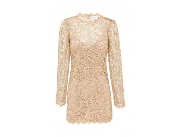 Pablo Mini Dress - Gold