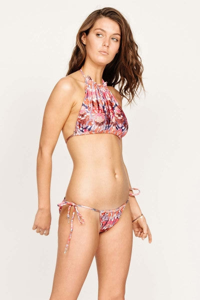 Rhapsody Gathered Halter Bikini