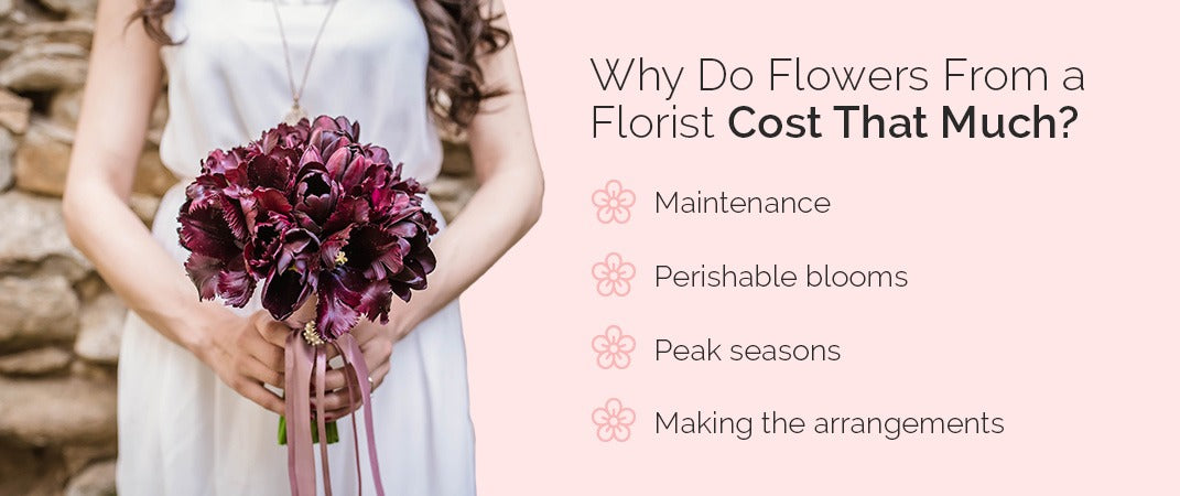 Why do Florists Cost So Much