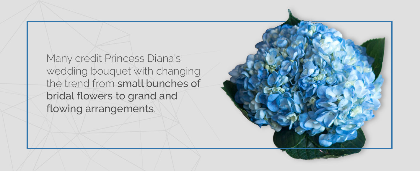 Princess Diana Wedding Flowers