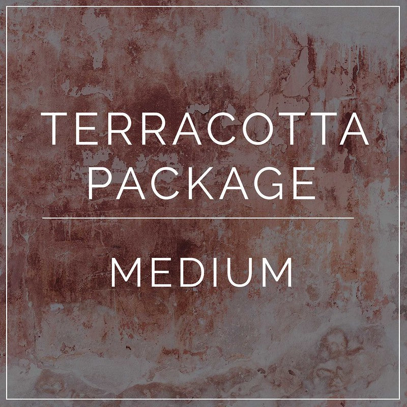 Terracotta - Medium Package