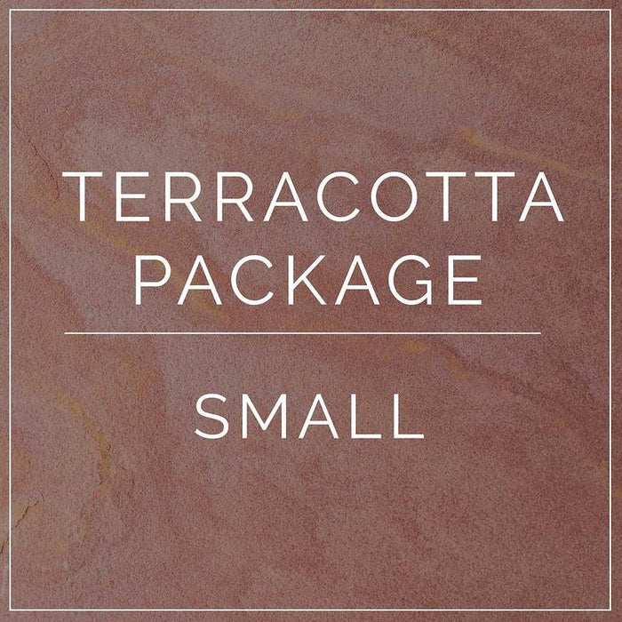 terracotta wedding flower packages