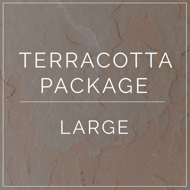 Terracotta - Large Package