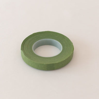 Green Floral Stem Tape Roll