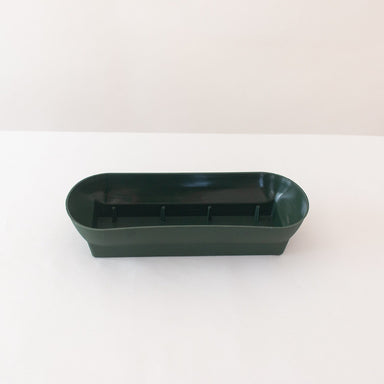 Oblong Plastic Design Bowl