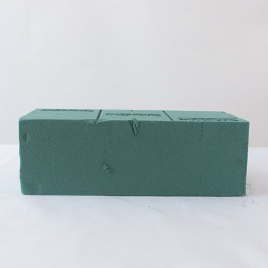 Oasis wet floral foam brick