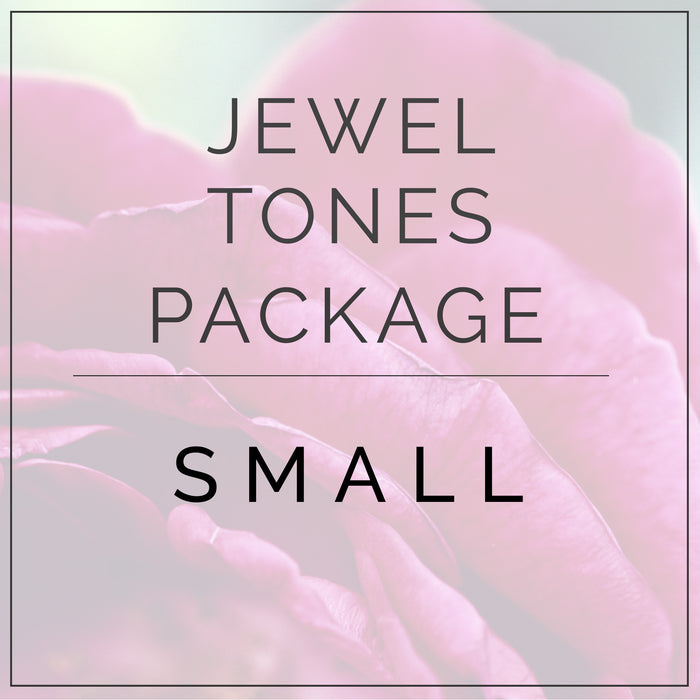 Jewel Toned - Small Package