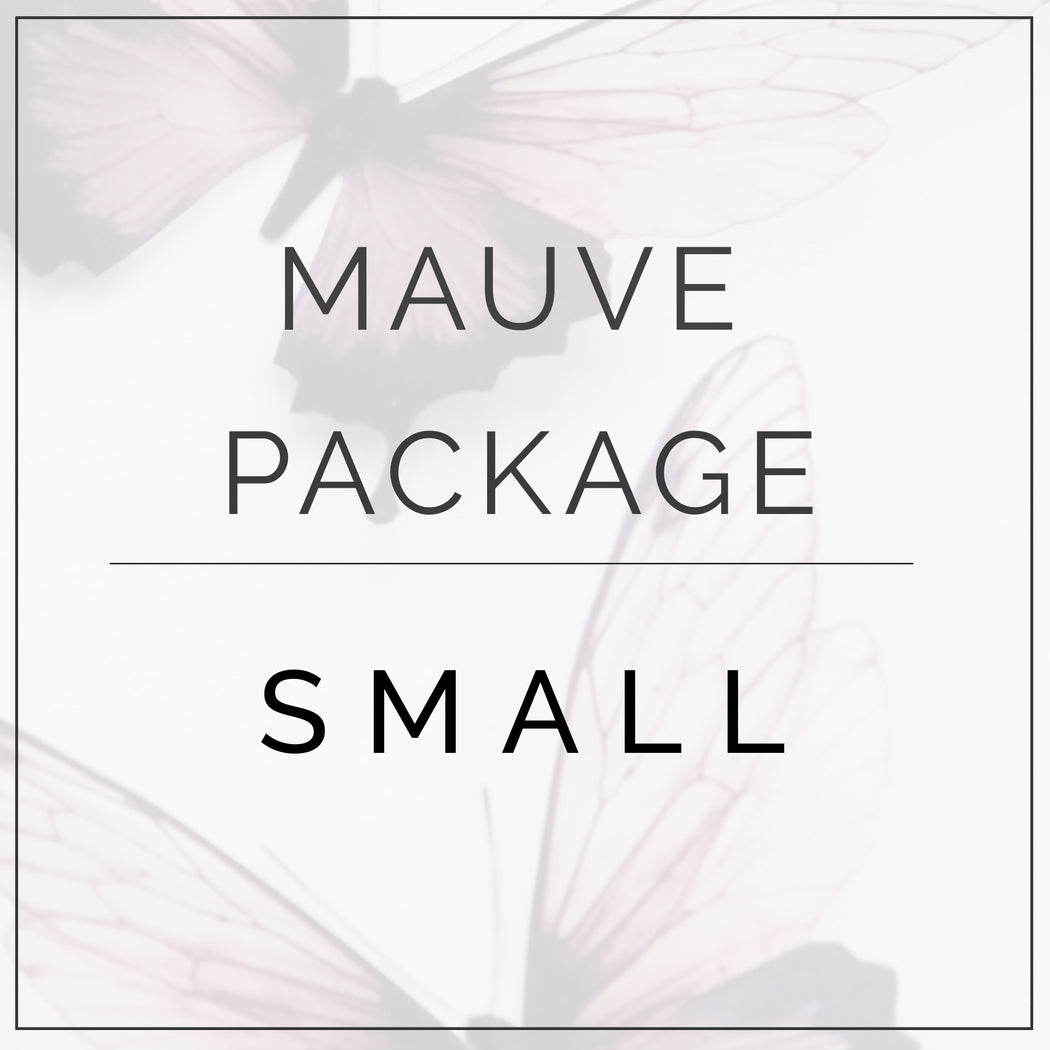 Mauve- Small Package