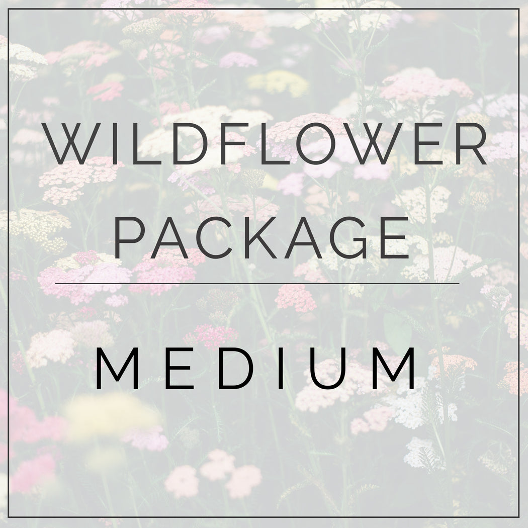 Wildflower- Medium Package