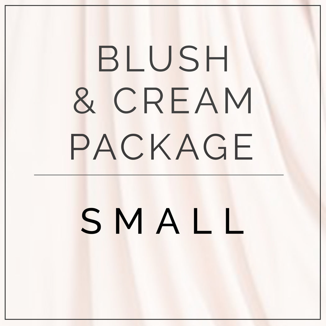 Blush and Creams- Small Package
