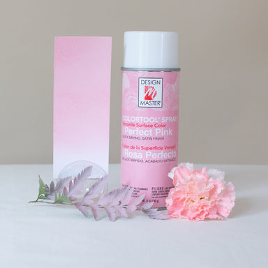 Perfect Pink Design Master Colortool Floral Spray Paint