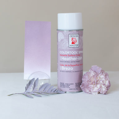 Heather-ish Design Master Colortool Floral Spray Paint